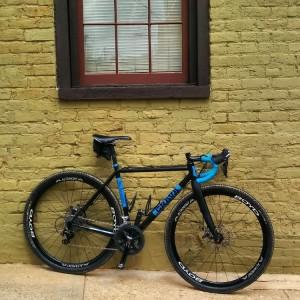 Grava Bike's Revenuer frameset